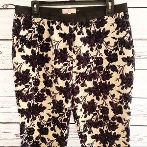 Tory Burch Pants - Tory Burch Dayton Velvet Pants Size 12